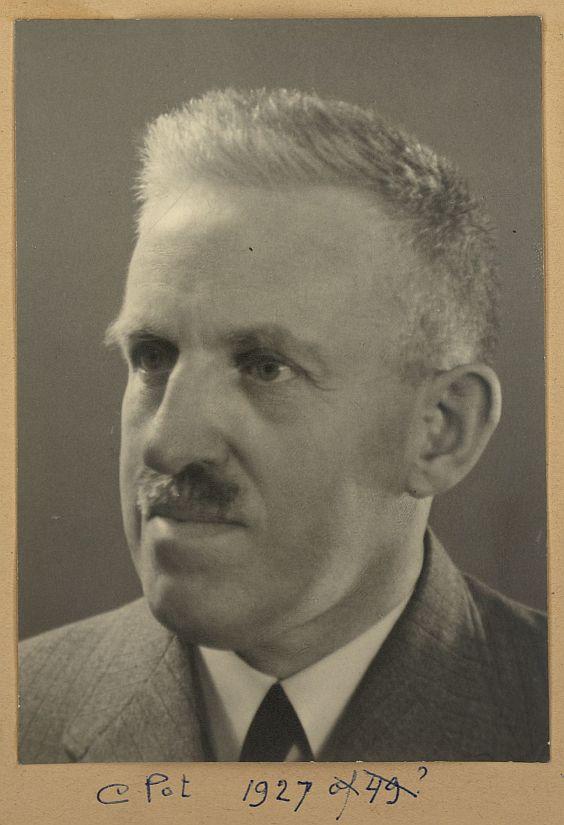 Cor Pot (1885-1977) directeur van Smit Slikkerveer tussen (1920 - 1953)