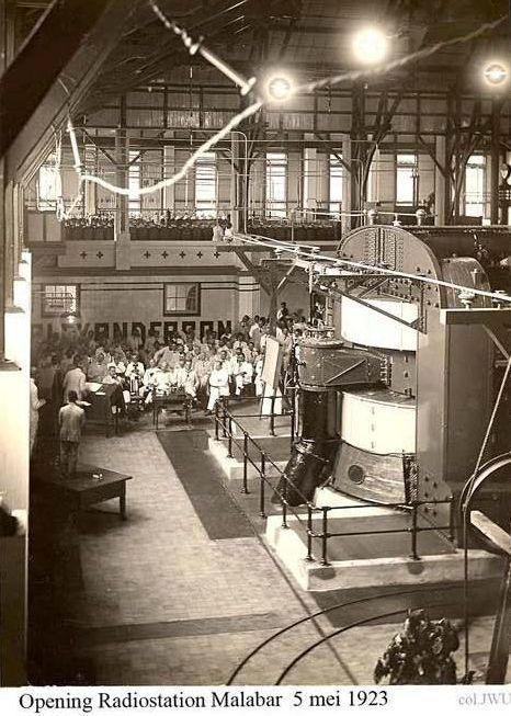 Opening Radio Malabar (1923)