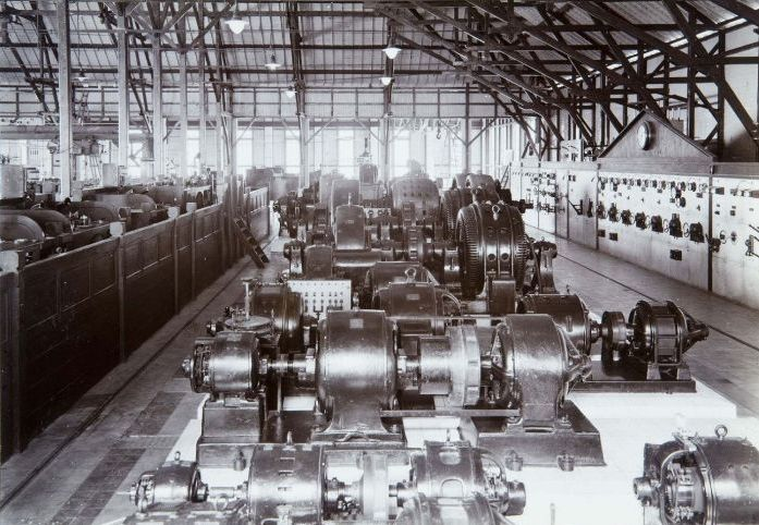 Machinezaal Malabar