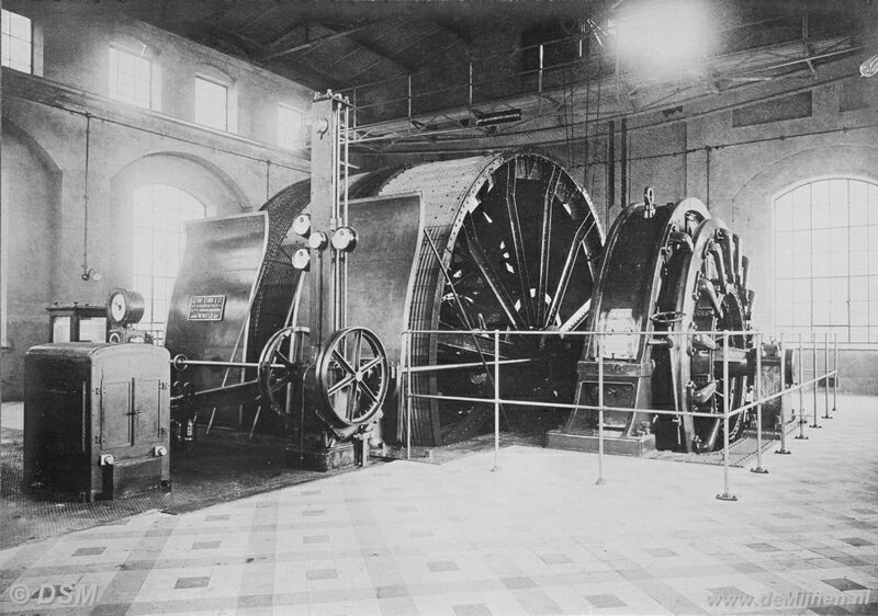 1917machinezaalstaatsmijnwilhelmina