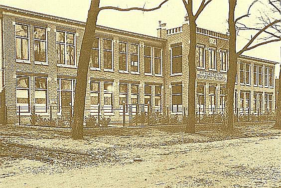 Kantoor Willem Smit & Co's Transformatorenfabriek NV 1913