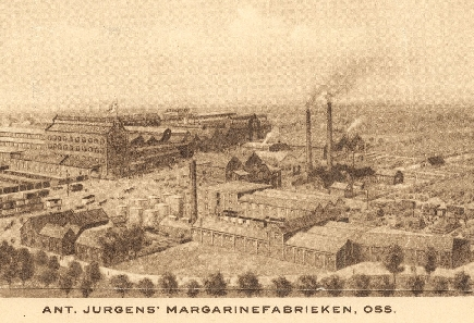 Jurgens Margarinefabriek