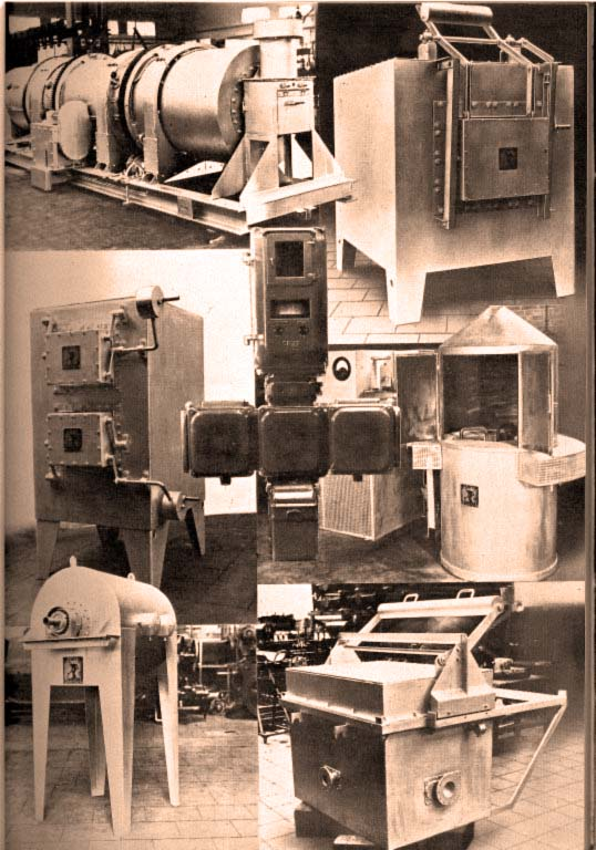 Diverse ovens 1938