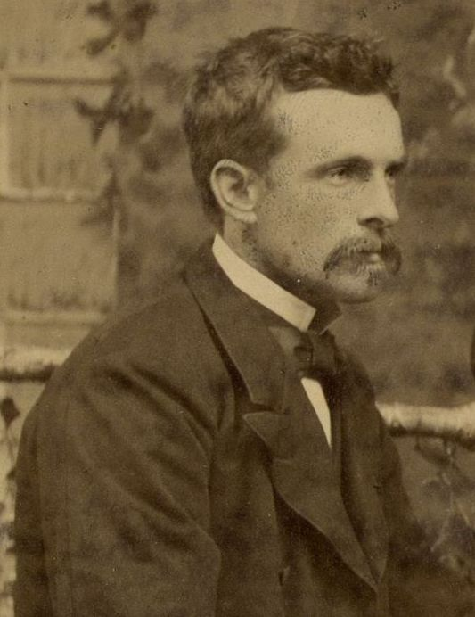 Adriaan Pot in 1888