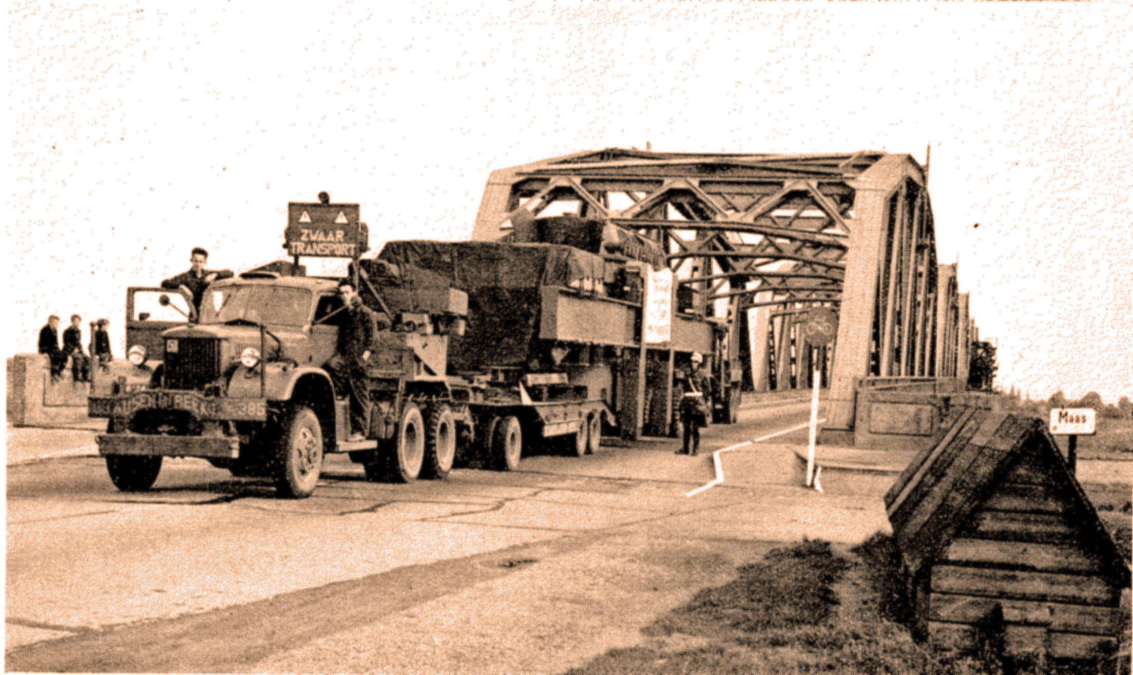 Zwaar transport (1954)